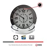 Best Spy Cams - Home Security Clock Recorder Video Security Hidden Spy Review