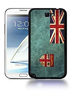 Fiji National Vintage Flag Phone Designs For Case Samsung Galaxy S4 I9500 Cover