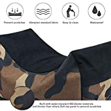 Twod 900D Oxford Outdoor Shooting Rest Bags Rest
