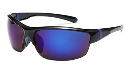 Gafas de Sol Deportivas Polarizadas para Hombre Esquiar Golf Correr Ciclismo Súper Liviana para Hombre y para Mujer