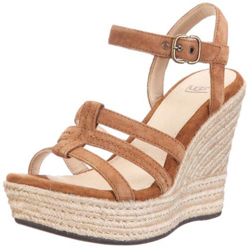 Sandalias para mujer Marrón W's Callia 1000402 Chestnut UGG qwzUtSIxn1