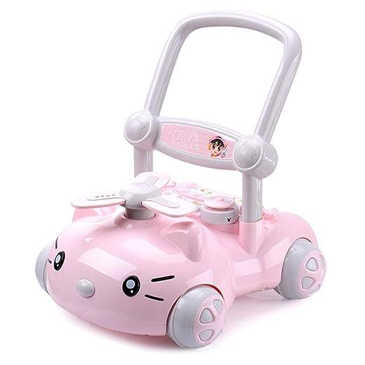 Andador para Bebé Walker bebé, bebé de Juguete Empuje Niño Primera ...