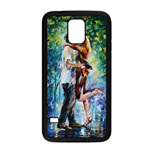HXYHTY Customized Print The Kiss Hard Skin Case For Samsung Galaxy S5 I9600