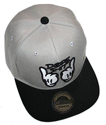 Snapback Cap - Uni (Dope Gray)