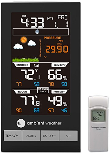Ambient Weather WS 2800 Temperature Barometer product image