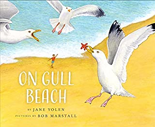 Book Cover: On Gull Beach