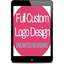CUSTOM LOGO DESIGN 2017 - Unlimited Revisions - Graphic Design, Modern logo, Small Business, Branding, Iconic Logo, Marketing, Graphics, Design