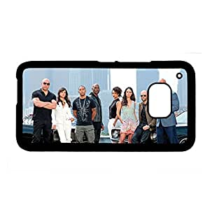 Unique Back Phone Case For Kid For Htc One M9 Printing Fast Furious 7 Choose Design 1