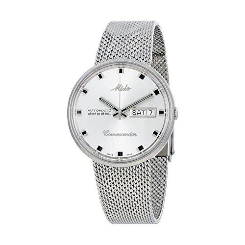 Commander Automatic Datoday Watch - Mido M842942113