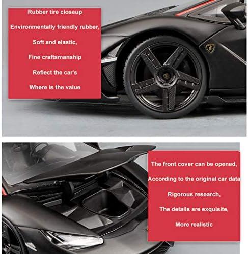 車モデル1:18合金オリジナルスーパーカー、スポーツカー車モデルシミュレーション、実車コレクション