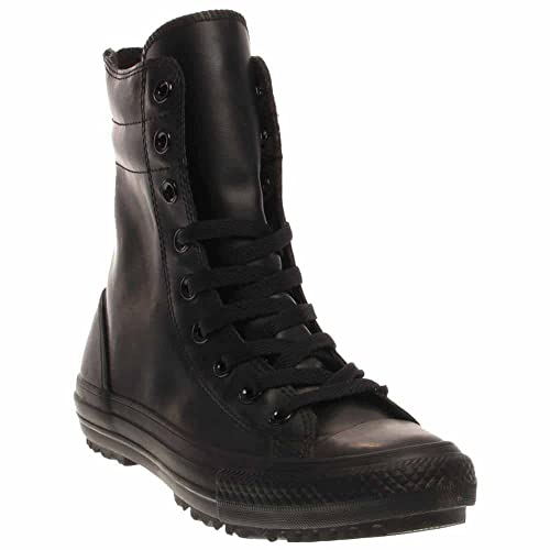 CONVERSE CHUCK TAYLOR ALL STAR HI RISE RUBBER BOOT BLACK