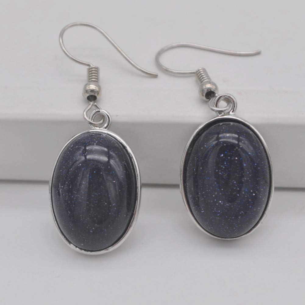 GUOZHENG Cornaline//Gr/ès//Sodalite du Br/ésil//Rhodonite//Howlite//Cristal//Lapis//Opale//Malachite Verte Ovale