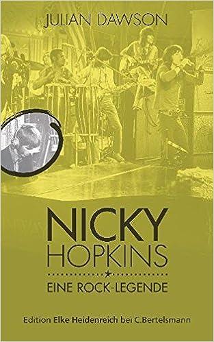 Bildergebnis für fotos vom buch nicky hopkins eine rocklegende