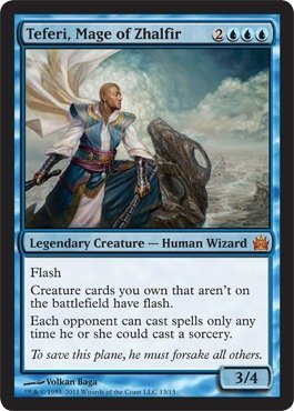 magic-the-gathering-teferi-mage-of-zhalfir-from-the-vault-legends-foil