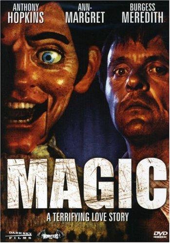 magic movie dvd