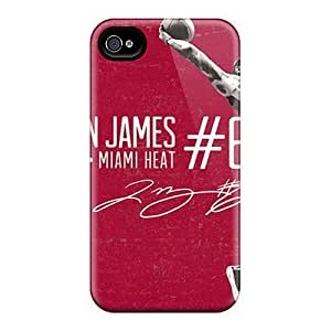 Rosesea Custom Personalized High Quality Shock Absorbing Cases Case For Sumsung Galaxy S4 I9500 Coverplus-miami Heat