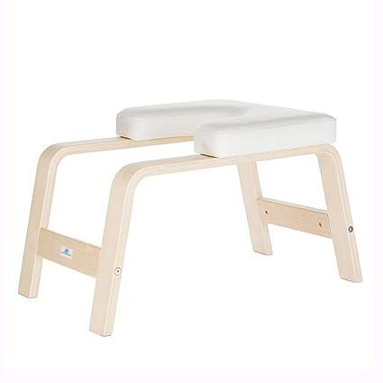 Silla de Yoga Taburete Boca Abajo Pivote Auxiliar de Forma física Inversor Máquina Invertida Silla Multifuncional