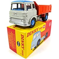 OPO 10 - Atlas Dinky Toys - Bedford TK Tipper 435 1:43 Tipping Truck (MB206)