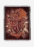 Harry Potter Gryffindor Crest Tapestry Throw Blanket