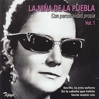Con Personalidad Propia, Vol. 1 by La Niña de la Puebla on ...