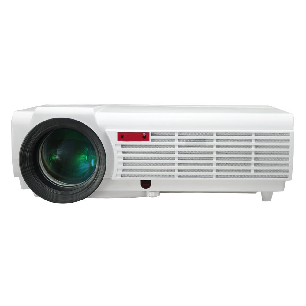 Proyector de LED 96 Home Cinema con HD 1080p HDMI: Amazon.es ...