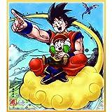 Dragon Ball Shikishi Art Best Collection Mystery