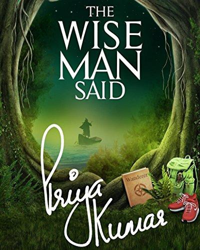 The Wise Man Said by [Kumar, Priya]