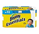 Bounty Paper Towels, 8 Count (Old Version) (5 Pack(8 Huge Rolls))