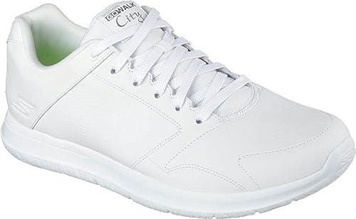 GO Walk City Resist BlsckWhite 53990BKW Blanco Size: 41