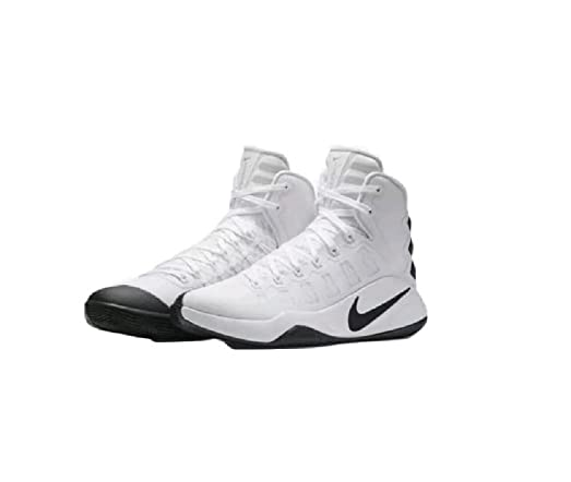 big sale efc6d 1fc66 ... top quality nike 844391 110 hyperdunk 2016 white black basketball shoes  womens sz 13.5 74049 17a2d ...