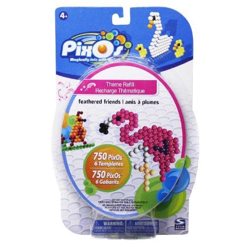 Pixos Theme Refill Feather Friends