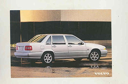 1998 Volvo S70 GLT Factory Postcard