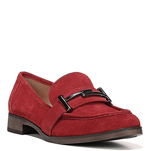 Franco Sarto Donna Baylor Slip-on Mocassino Lux Rosso