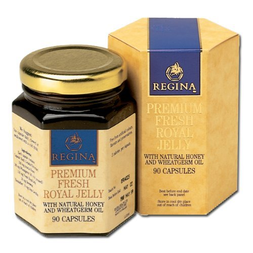 Regina Premium Fresh Royal Jelly: 90 capsules