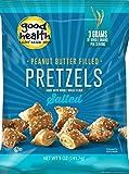 Good Health Peanut Butter Pretzels, Salted, 5.5