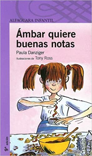 Ambar quiere buenas notas / Amber Brown Wants Extra Credit (Turtleback School & Library Binding Edition) (Spanish Edition) (Spanish)