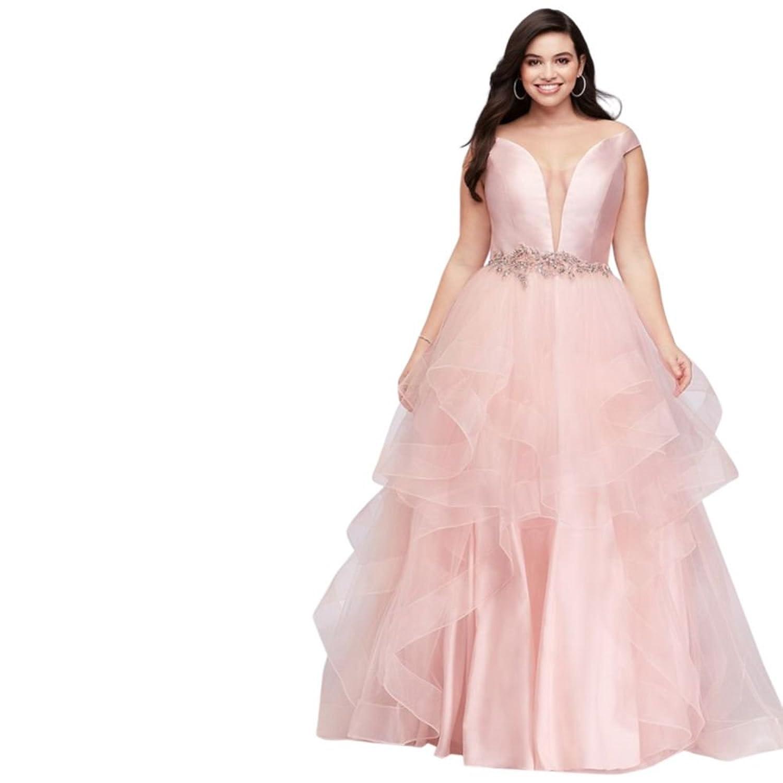 Fantástico Prom Vestidos De Novia Davids Imágenes - Ideas de Estilos ...