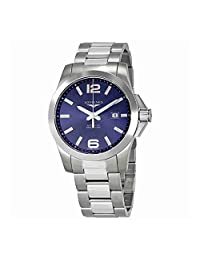 Longines Conquest Automatic Blue Dial Men's Watch L37784966
