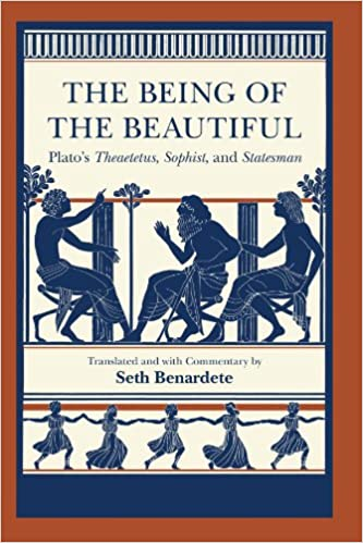 Amazon com: The Being of the Beautiful: Plato's Theaetetus