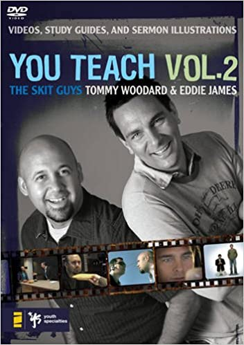 You Teach Vol  2: Videos, Study Guides, and Sermon