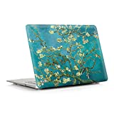 PapyHall Macbook Air 13 inch Case New 2 In 1 Color