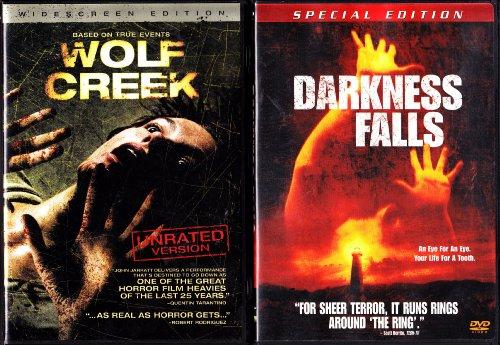 Wolf Creek , Darkness Falls : Horror 2 Pack