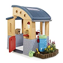 Little Tikes 640216M Go Green! Playhouse-Eco-Friendly Learning Toy