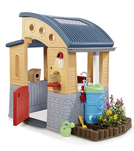 Little Tikes Go Green! Playhouse (Outdoor Playhouse Indoor)