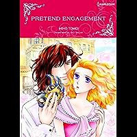 Pretend Engagement: Harlequin comics