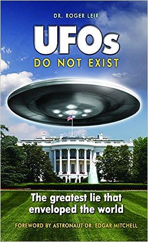 Helppo ladata ranskalaisia kirjoja UFOs Do Not Exist: The Greatest Lie that Enveloped the World PDF PDB CHM B00NQIAP3U