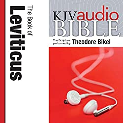 King James Version Audio Bible: The Book of Leviticus