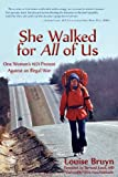 She Walked for All of Us, Louise Bruyn, 193766712X