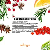 5-HTP 120 mg 120 Veggie Capsule by Natrogix - L-5 Hydroxy Trptophan Natural Supplements Supports for Positive Mood, Sleep Aids, Appetite Control