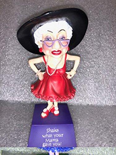 Biddy Bobble Head Figurine: